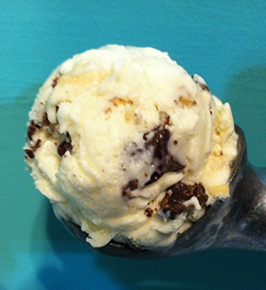 Coconut Almond Bliss Ice Cream