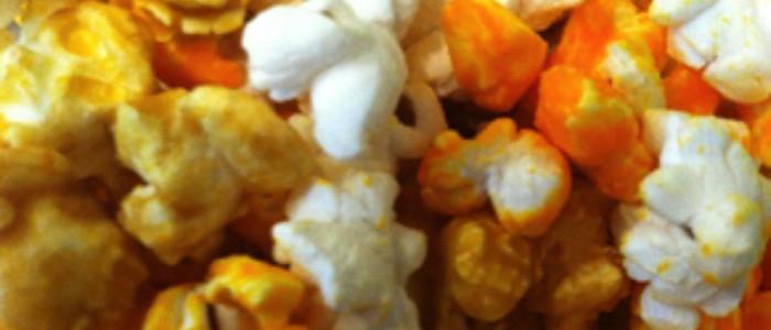 Trifecta popcorn